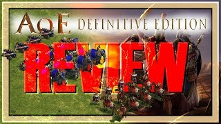 Review: Age of Empires: Definitive Edition