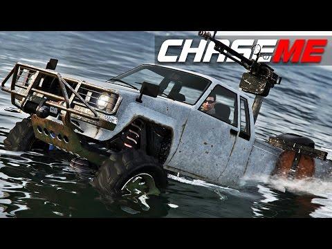 Chase Me E14 - Top Gear Amphibius Truck | Karin Technical Aqua