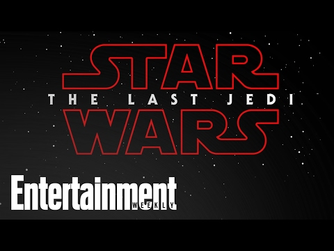The Last Jedi: Rey, Finn & Poe Unveiled With Force Friday II | News Flash | Entertainment Weekly