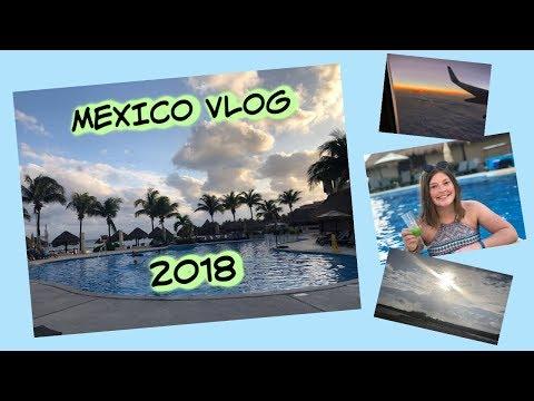 Mexico Vlog - Catalonia Riviera Maya - 2018