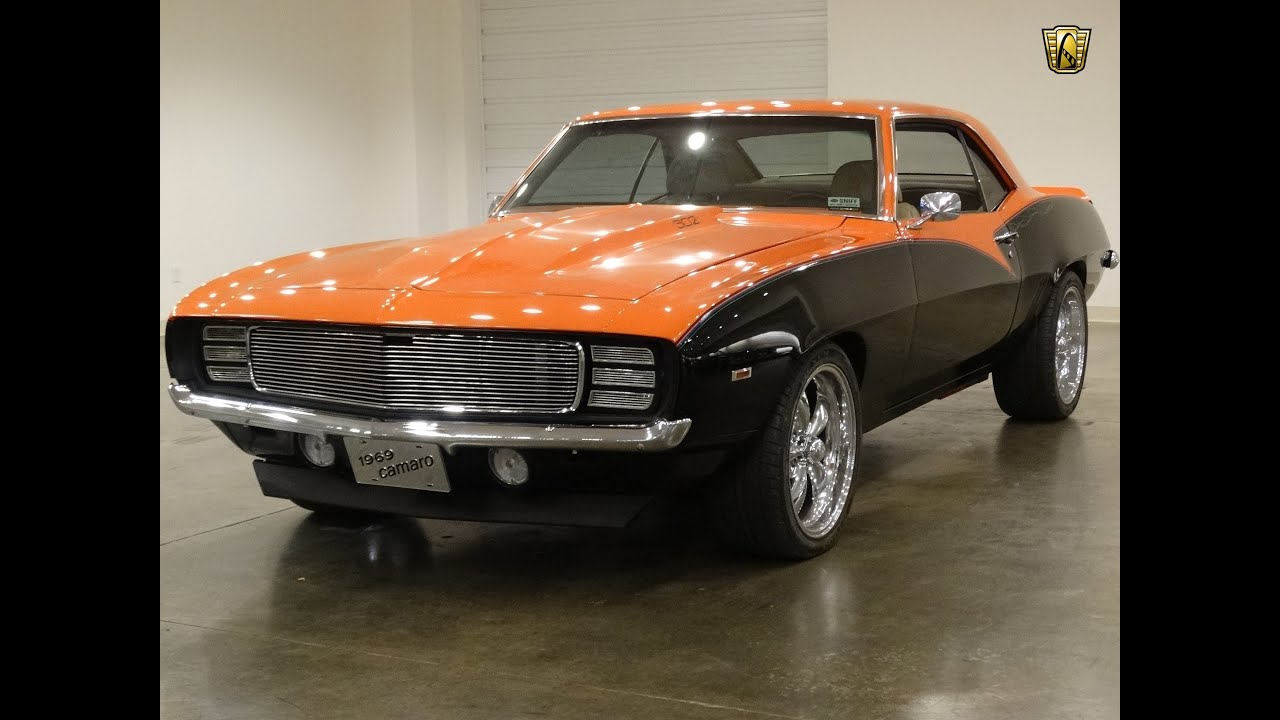 1969 chevrolet camaro for sale autotraderca - HD 2592×1944