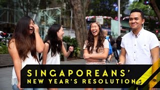 Are Singaporeans Looking For Love in 2016? | Word On The Street | EP 1