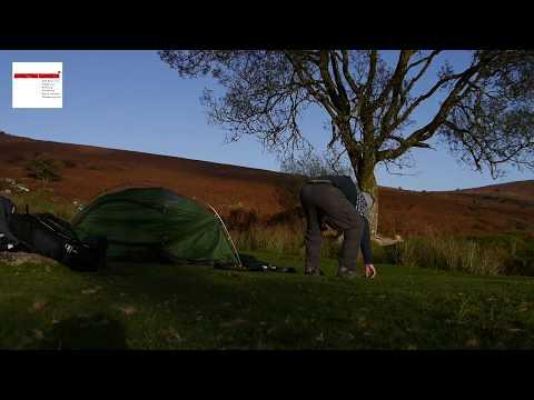 Naturehike Cloud Peak 2  4 season tent review and Wild Camp Dartmoor
