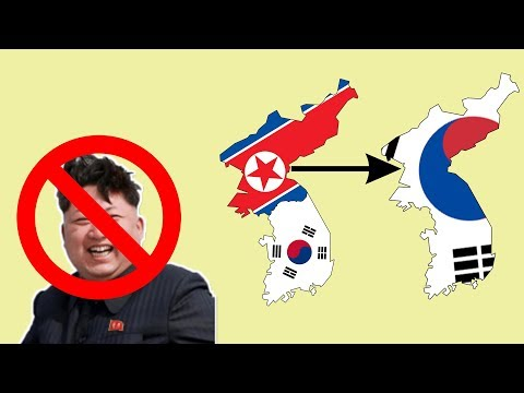 Если бы Южная Корея выиграла войну