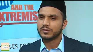 WPXI11: Ahmadiyya Muslims hold vigil for Brussels and Pakistan terror attack victims