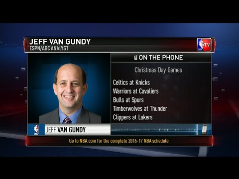 Jeff Van Gundy thoughts on 2016-17 NBA Season