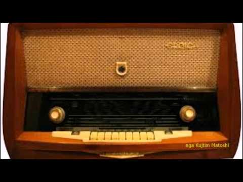 RADIO TIRANA VITET 80 -  KONCERT ME KENGETARE TE SHTEPIS SE KULT.  QYTETIT BAJRAM CURRI.
