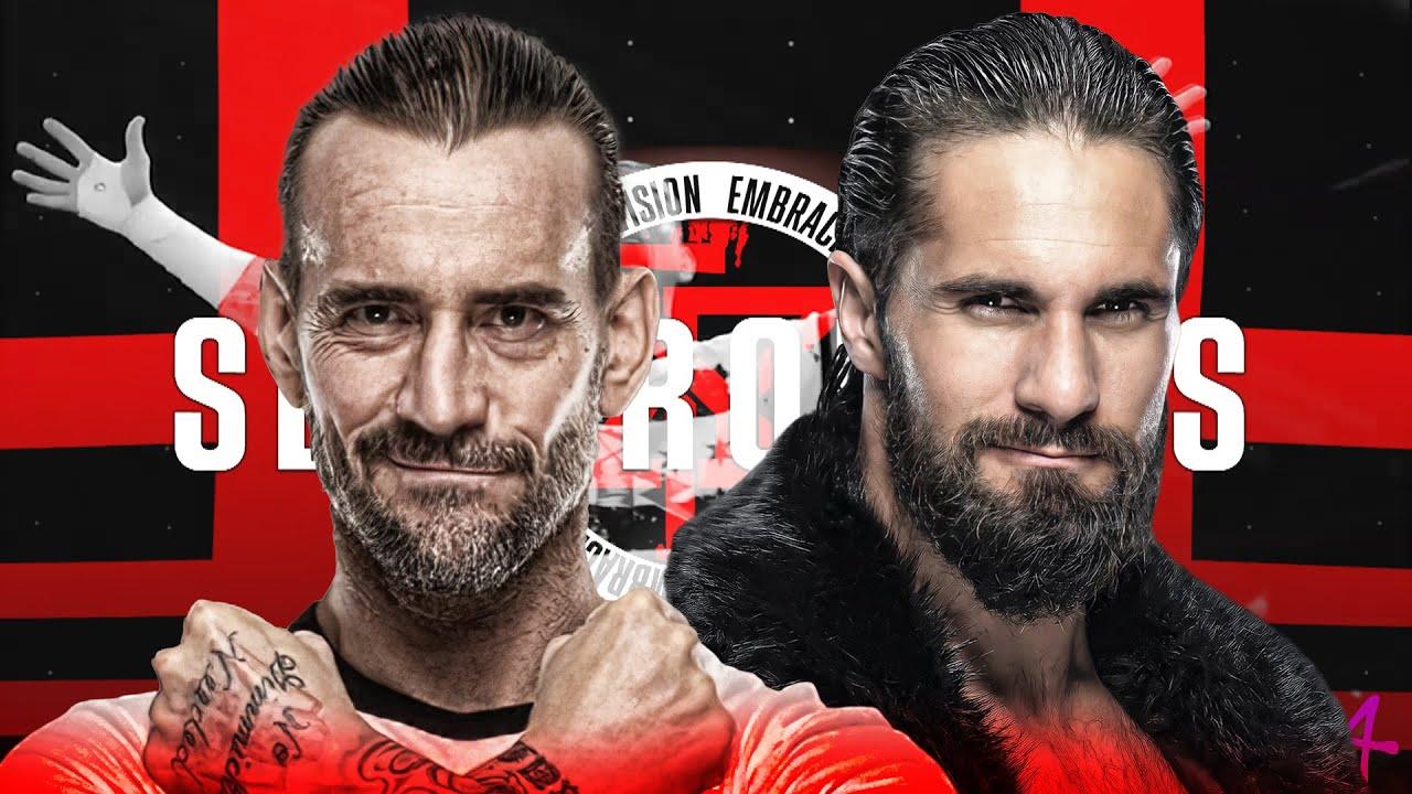 "CM Punk & Seth Rollins Mashup ""Cult of Visionary"""