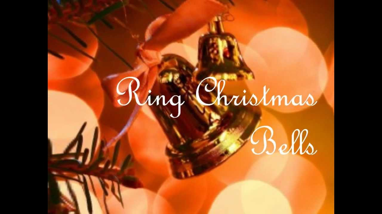 Ring christmas bells youtube