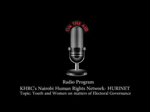 Nairobi Human Rights Network Radio Maisha Talk Show