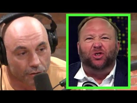 Joe Rogan Responds to Alex Jones Calling Him Out