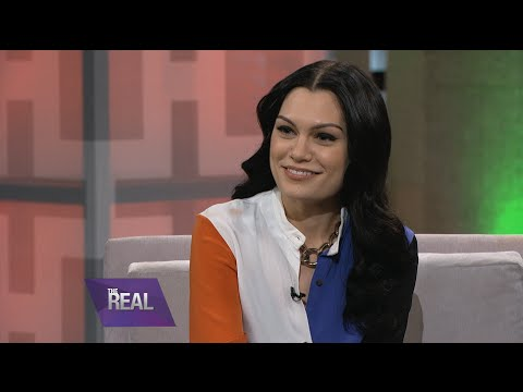 Jessie J Talks Relationship with Luke James