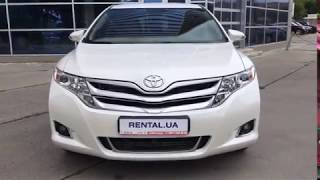 Обзор Toyota Venza | Аренда авто в Украине | Rental.ua