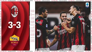 Highlights | AC Milan 3-3 Roma | Matchday 5 Serie A TIM 2020/21