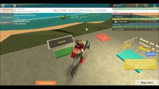 roblox Luxury hotel tycoon l with LONETROOPER87
