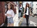 Korean Girls Street Fashion 2019