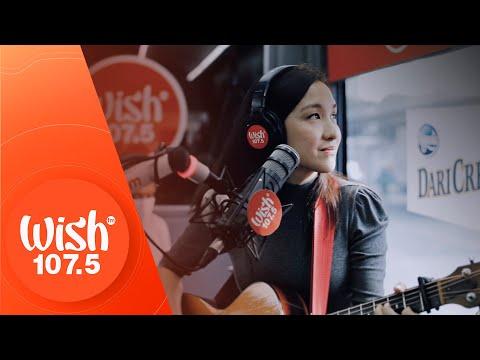 "Barbie Almalbis performs ""Umagang Kay Ganda"" LIVE on Wish 107.5 Bus"