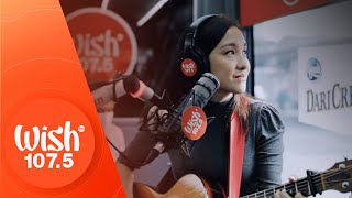 "Barbie Almalbis performs ""Umagang Kay Ganda"" LIVE on Wish 107.5 Bus"
