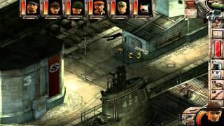 Commandos 2 Ludzie Odwagi #5 part 2 - Das Boot. Bezgłośni Zabójcy.