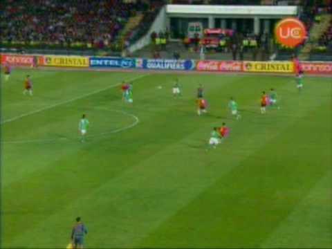 chile vs bolivia [gol de alexis sánchez] eliminatorias sudáfrica 2010