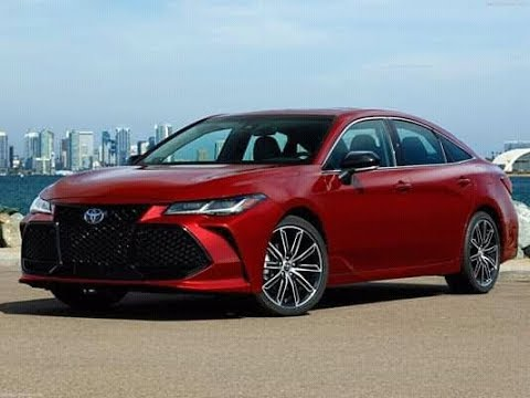 2019 Toyota Avalon Features