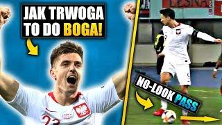 Krzysztof Piątek daje ZWYCIĘSTWO Polsce! Austria 0 - 1 Polska   Lewandowski NO-LOOK PASS