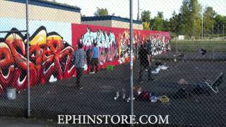 Gambar cover Fester SDK & Friends - Canada Graffiti