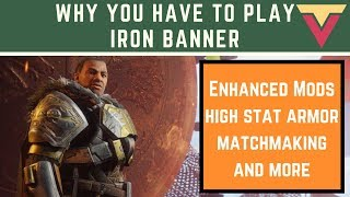 Why You HAVE to Play Iron Banner in Destiny 2 Shadowkeep