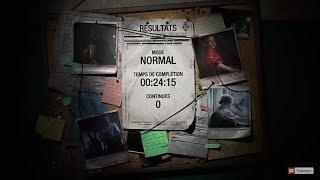Resident Evil 2 Remake : Full Demo One Shot Vost FR