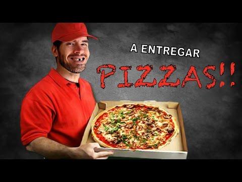 GERMAN: EL REPARTIDOR DE PIZZAS | Pizza Delivery - JuegaGerman
