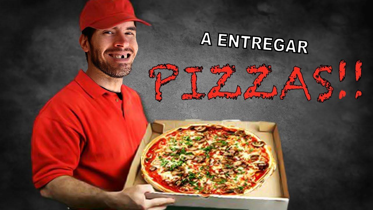GERMAN: EL REPARTIDOR DE PIZZAS   Pizza Delivery - JuegaGerman - YouTube