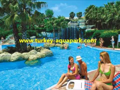 Turkey Aqua Park Tickets