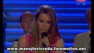 Rada Manojlovic - Zagrli me ti - Grand Parada - (TV Pink 2009.)