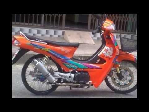 Cah Gagah Video Modifikasi Motor Honda Kirana 125 Keren Terbaru