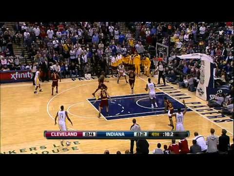 Indiana Pacers Top 10 Plays of the 2011/2012 Season