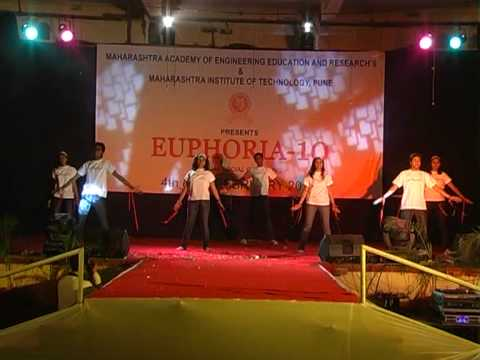 Heal The World Dance Performance by Peace Doves (EUPHORIA 2010 MIT, PUNE)