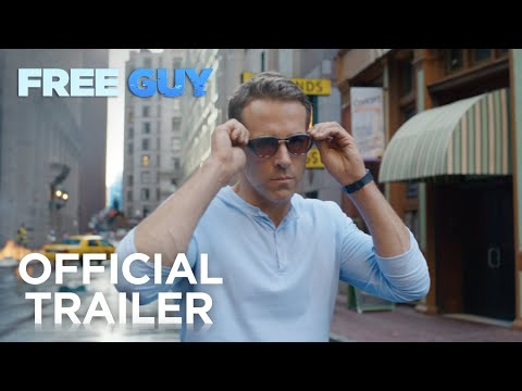Free Guy | Official Trailer | 20th Century Studios