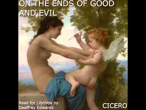 On the Ends of Good and Evil by CICERO (FULL Audiobook)