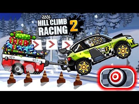 Hill Climb Racing 2 - ШООО Опять НОВЫЙ ЗАМУДРЕННЫЙ ИВЕНТ? Прохождение игры гонки хкр2.