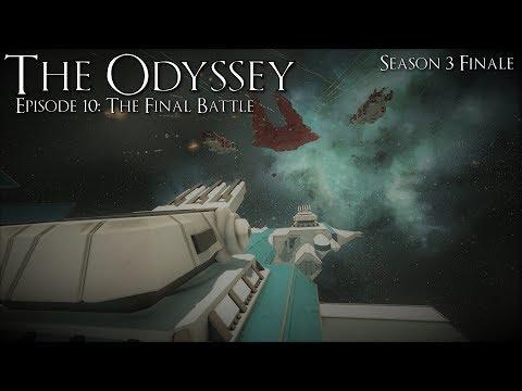 Space Engineers: Season 3 Finale: Episode 10: The Final Battle