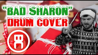 """""""BAD SHARON"""" Robbie Williams and Tyson Fury // DRUM COVER // Barry Cushen"""