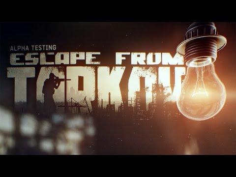 СВЕРХСЕКРЕТНЫЙ ГЕЙМПЛЕЙ ► Escape From Tarkov Alpha #1