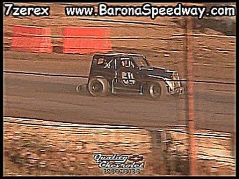 Dwarf Car Heat 2 Barona Speedway 4-22-2017