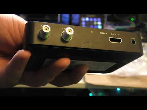 Comcast Xfinity XiD-P HDMI Cable Box Unboxing