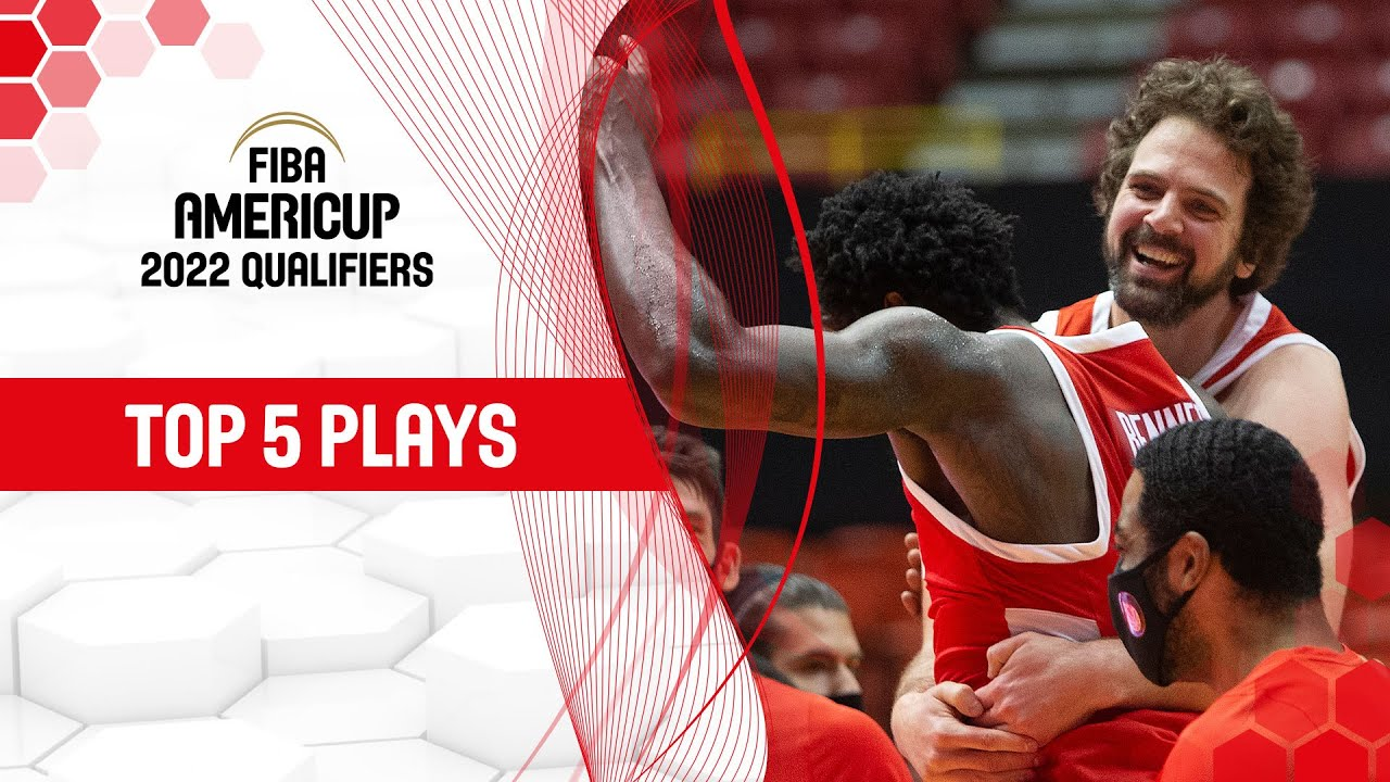 Nike Top 5 Plays | Game Day 1 | FIBA AmeriCup 2022 Qualifiers