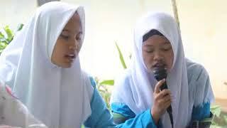 "Marawis Lirik ""Ahmad Ya Habibi Versi Terbaru"" SMK"