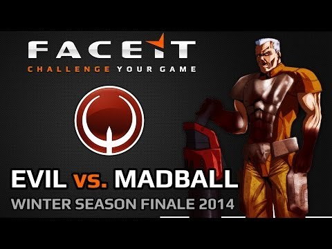 FACEIT QL WSF 2014 GROUP A | (EVIL vs. MADBALL)