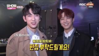 [GOT7] JJ Project的搞笑野心 (feat.MarkBam)