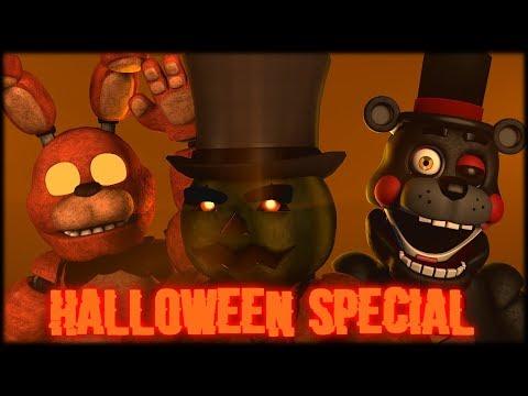 [FNAF\SFM] Halloween Special