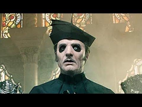 Ghost's Tobias Forge on Satanism, Religious Protestors + B*tch School Teacher